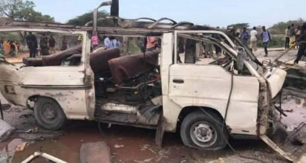 ارتفاع حصيلة ضحايا انفجار منطقة غولولي إلى 20 قتيلا