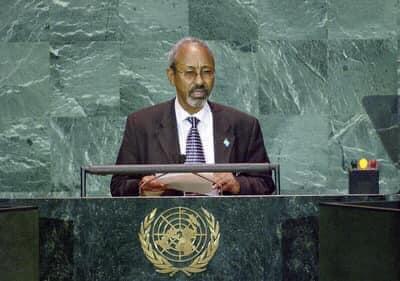 رئيس الجمهورية يعزي في وفاة النائب عبدالله شيخ إسماعيل