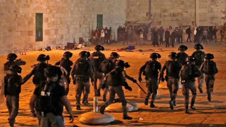 205 injured in Israeli attacks across East Jerusalem