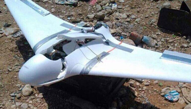 التحالف العربي يسقط طائرة حوثية مسيرة فوق منطقة خميس مشيط جنوب السعودية